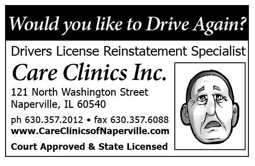 Driver's License Reinstatement Naperville, IL | Yorkville